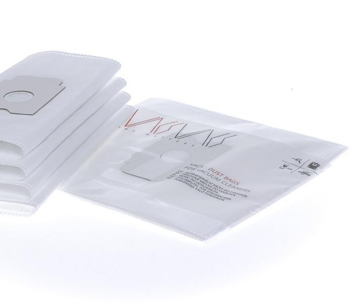 Staubsaugerbeutel Für Bosch BIG BAG 3L: BSN 1600 (4 Stück + 1 Filter)