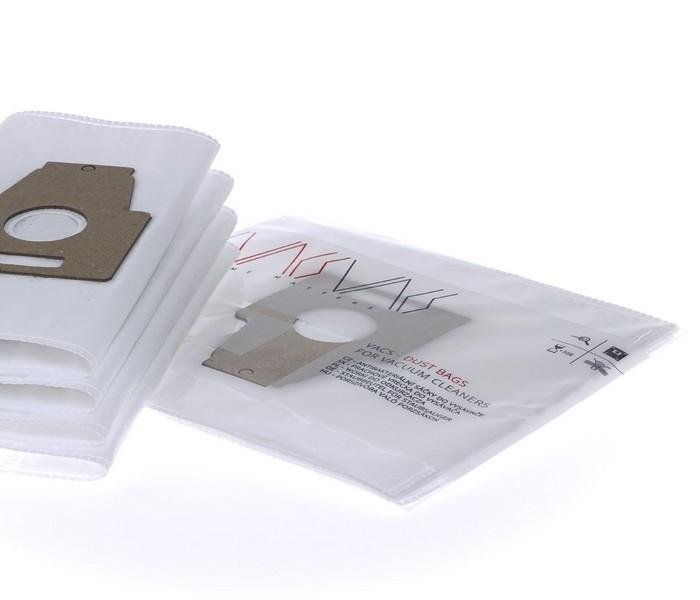 VACS Staubsaugerbeutel Für BOSCH VBBS 800 V00 Ergomaxx (4 Stück + 1 Filter)