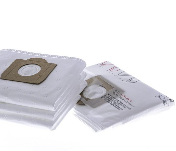 VACS Staubsaugerbeutel Für BULLCRAFT Ketel (3 Stück)