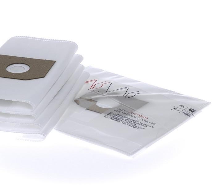 Staubsaugerbeutel Für Fakir IC 160 (4 Stück + 1 Filter)