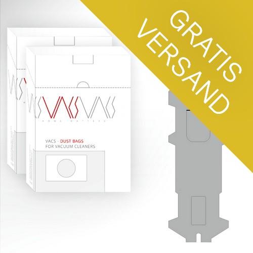 Staubsaugerbeutel Für Vorwerk FP 135 (20 Stück + 5 Filter) - Versand Kostenlos